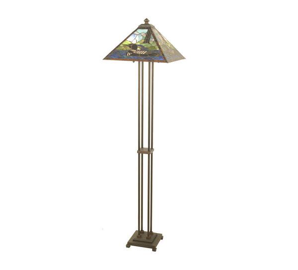 Craftsman Floor Lamp