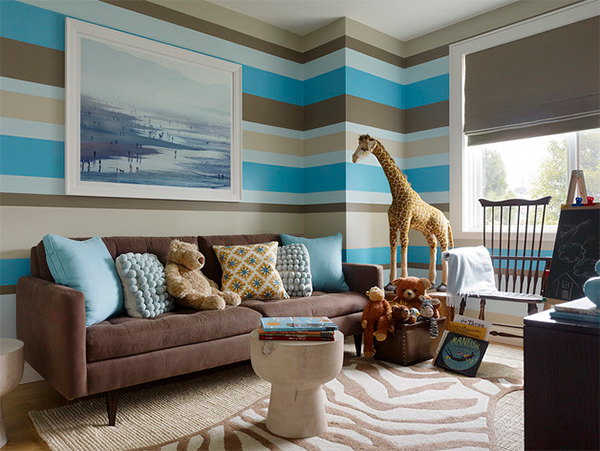 Zebra area rug21 Ways to Add Zebra Prints in the Living Room   Home Design Lover. Animal Print Living Room. Home Design Ideas