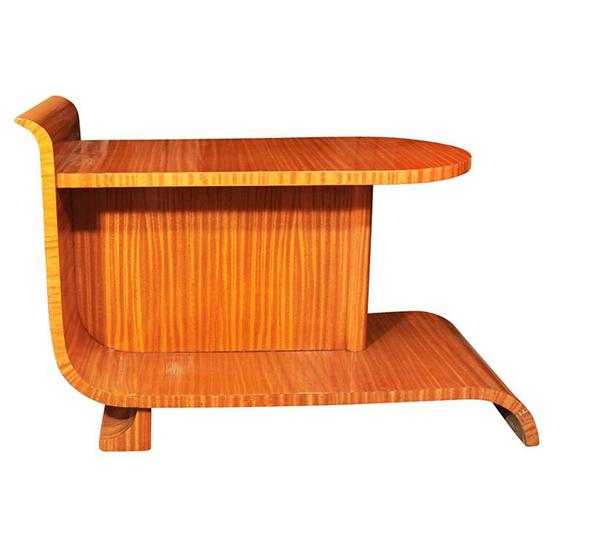 Unusual Art Deco Occasional Tables