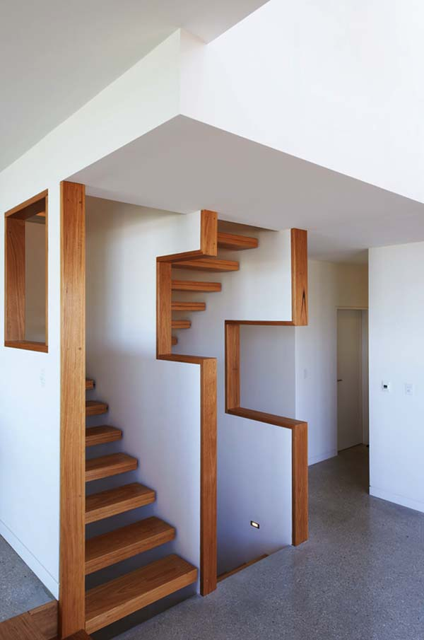 staircase wood