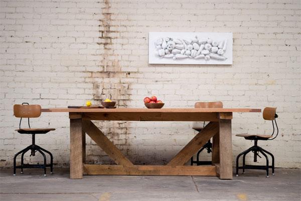 Ellis farm table