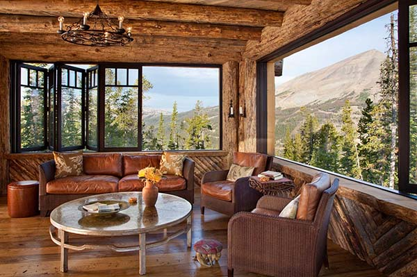 outdoor view living room