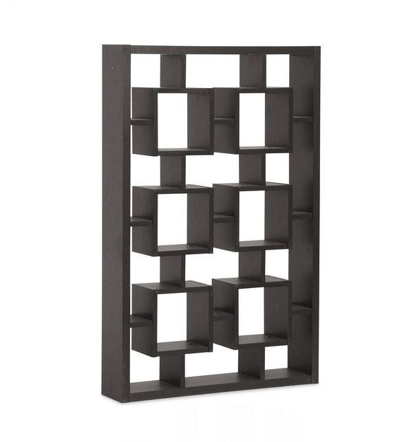 modern display shelf