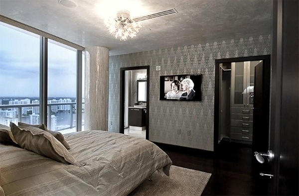 20 Formal And Conservative Gray Condo Bedrooms Home