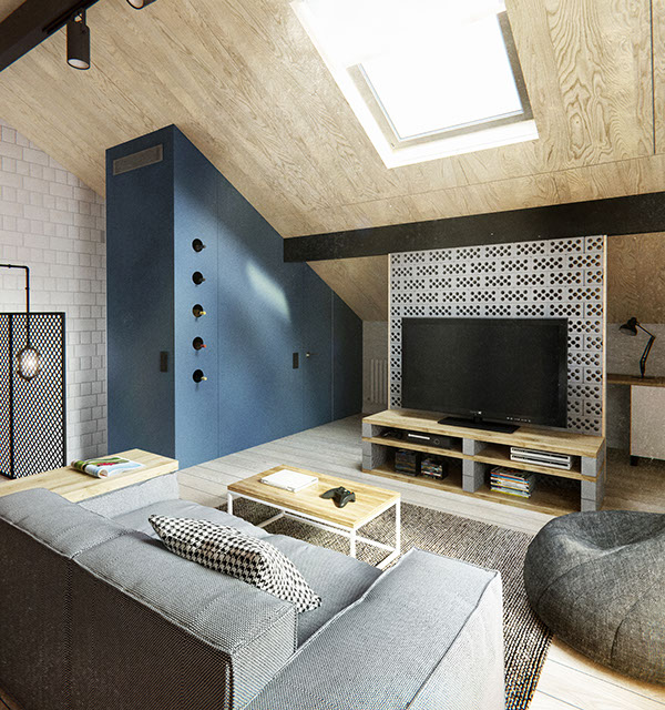 Interior NVMD