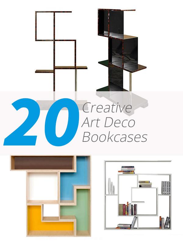 artdec bookcase