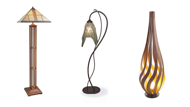 22 marvelous designs of craftsman floor lamp home design lover craftsman lamp aloadofball Choice Image