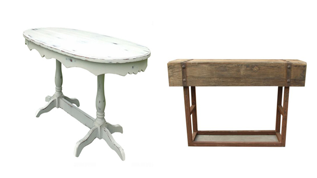 Rustic Appeal of 20 Distressed Wooden Kitchen Tables | Home ...