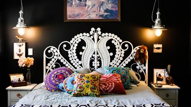 20 Stylish Dream Bedroom Headboards for Ladies