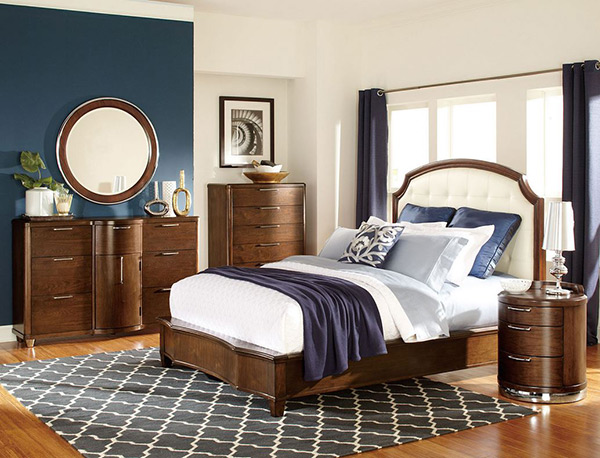 20 Snazzy Art Deco Bedroom Set To Die For Home Design Lover