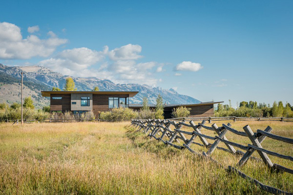 Shoshone Residence