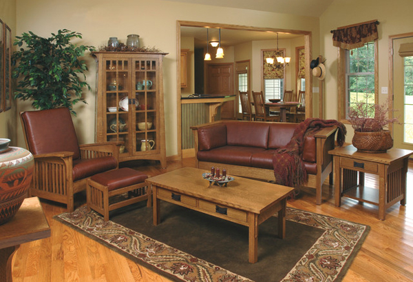 20 Comfortable Oak Living Room Furniture Home Design Lover