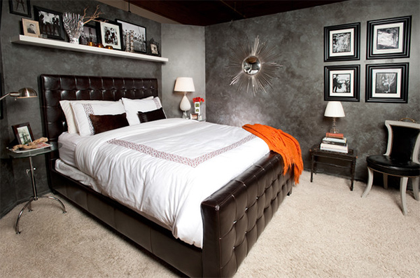 gallery design Bedroom