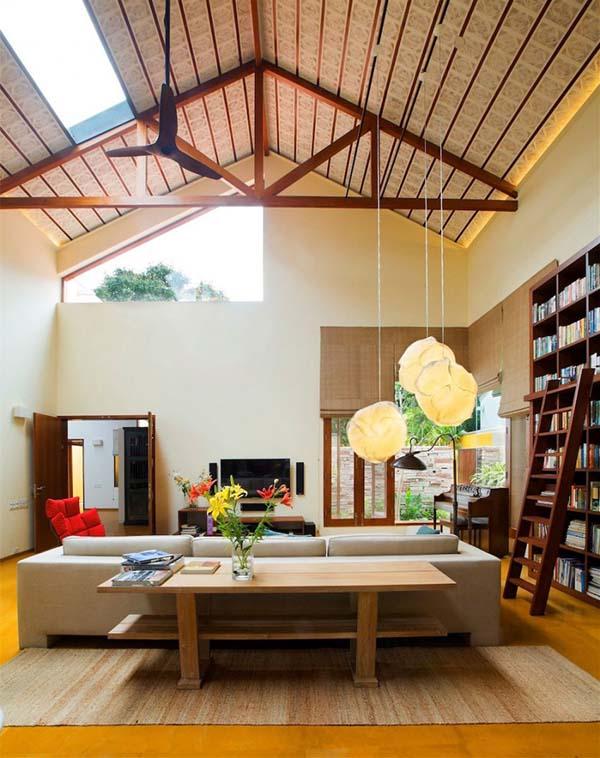 ceiling trusses