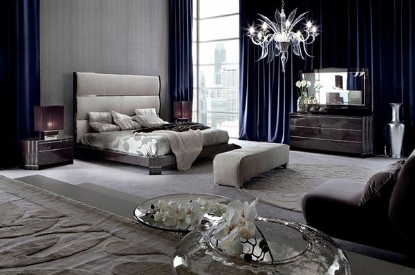 Giorgio Absolute Collection- Elegant Art Deco Bedroom