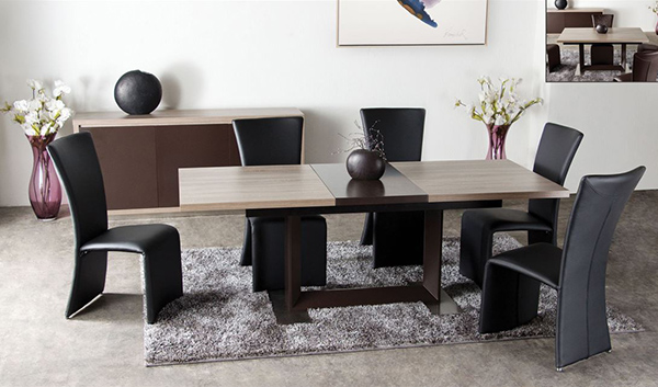 Studio Dining Table and Buffet