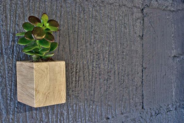 wall planter design