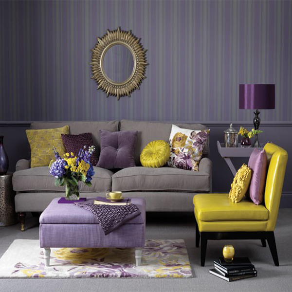 Gray And Purple Bedroom Ideas 2 Unique Ideas