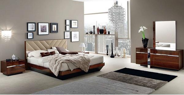 Italia 5 Piece Bedroom Set