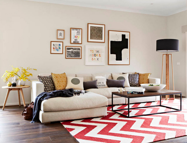 20 Pleasing Beige Sofas In The Living Room Home Design Lover