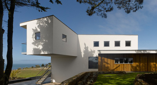 geographic exterior design