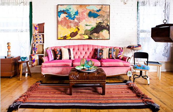 20 Regal Velvet Sofas Creating Special Living Room Designs | Home ...