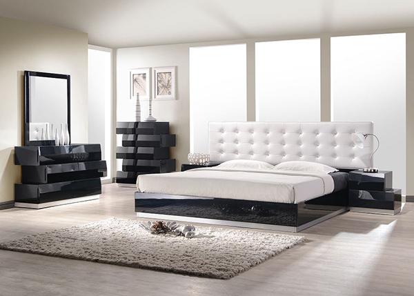 Milan Bedroom Set