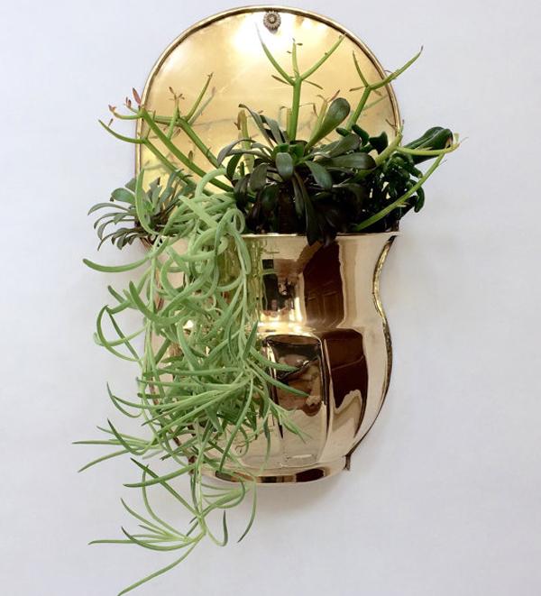 vintage planter design