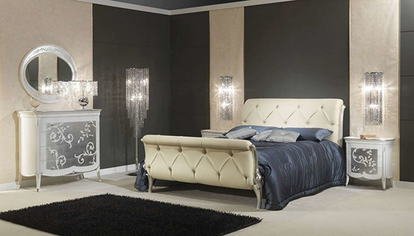 Art Deco Style Bedroom Set