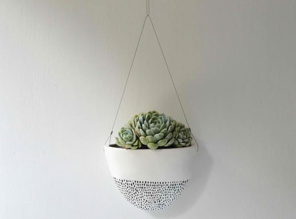 Ceramic Hanging Planter