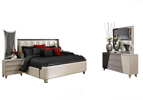 Beverly Blvd Bedroom Collection