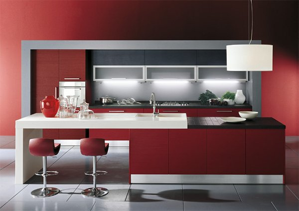 Black And Red Kitchen Designs full size of kitchen remodelkitchen appealing kitchen design with pretty cabinet refacing kitchen remodeling Three Dimensional Forms Italian Kitchen Town
