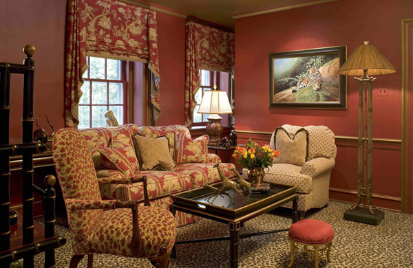 20 Stunning Leopard Accents In The Living Room Home