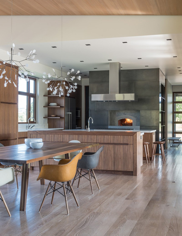 Shoshone Residence Kitchen