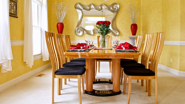 Exceptional 20 Transitional Dining Rooms With Carpeted Flooring | Home Design Lover