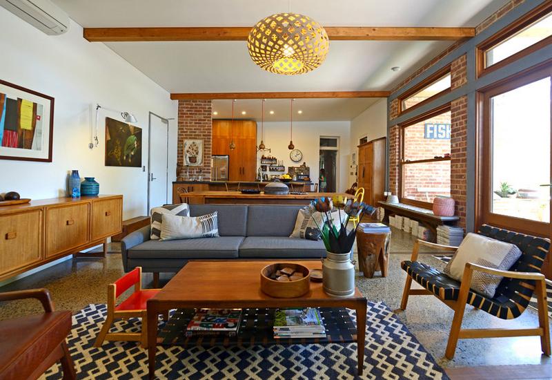 modern Mid-Century home