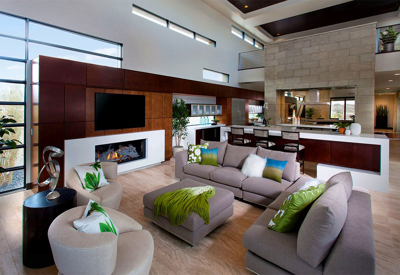 marquis seven hills contemporary living room