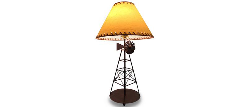 Decorative lamp design