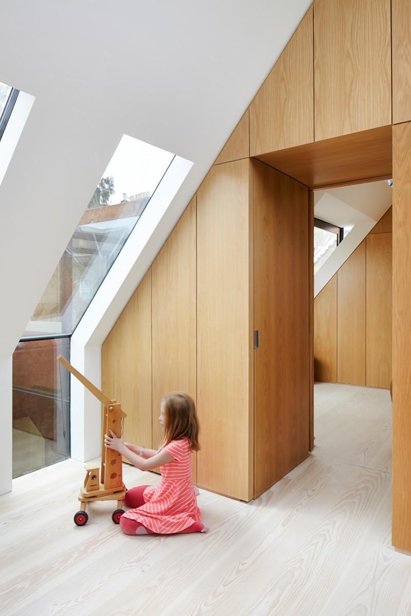 Kew House Materials