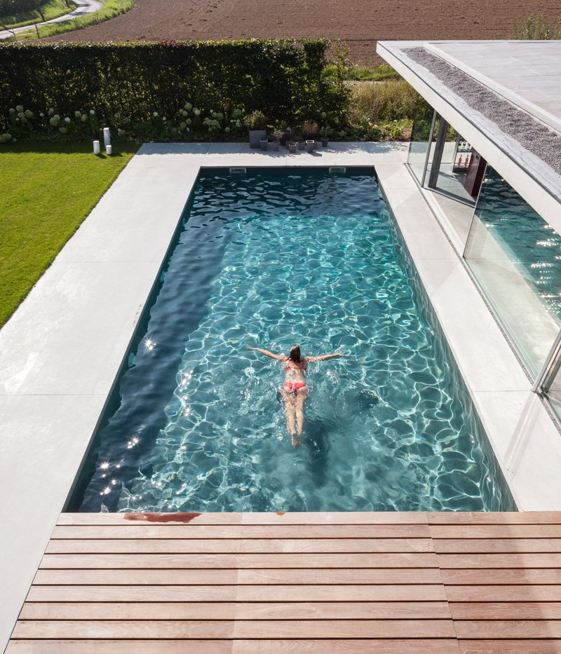 pool modern