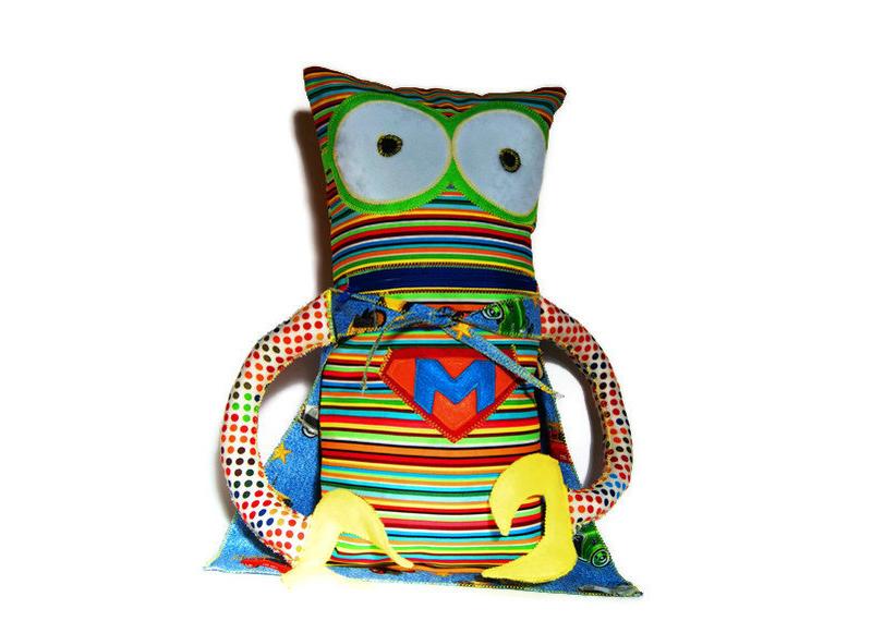 Superhero Robot Pajama PJ