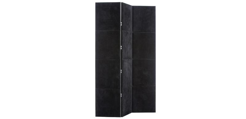 velvet black divider