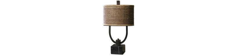 bronze lamp design