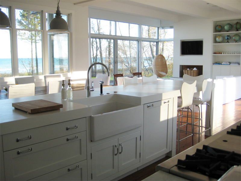 25 Kitchen Design Inspiration What Is The View From Your