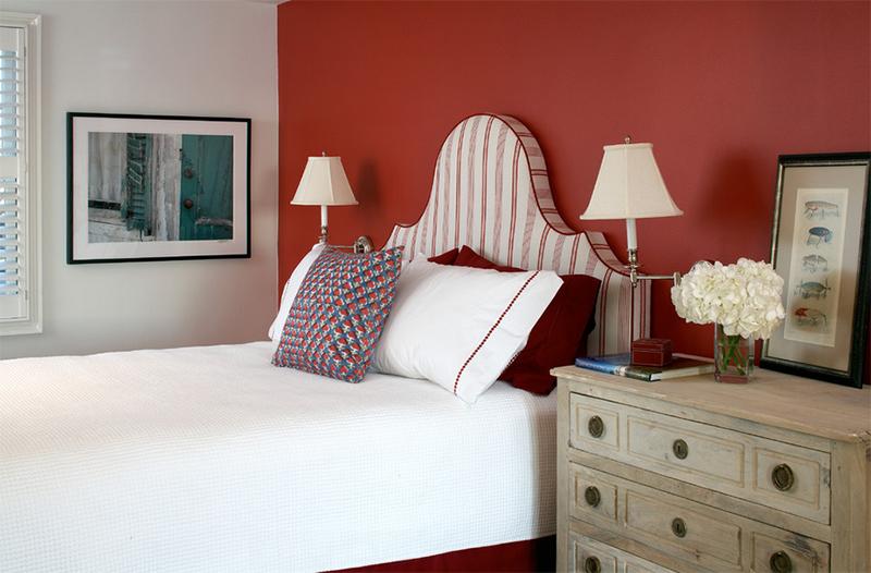 elegant red hue