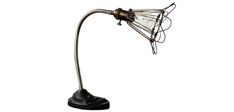 DIY lamp design