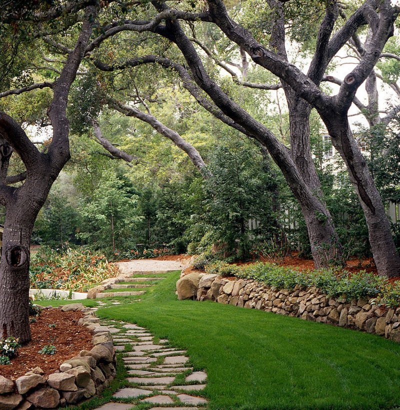22 Tree Shade Landscaping Ideas For Your Yards: 22 Tree Shade Landscaping Ideas For Your Yards