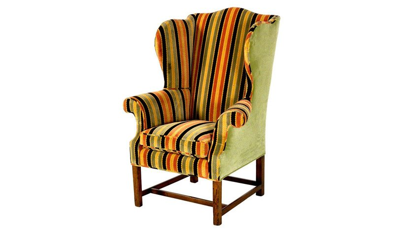 Period Wing Chair
