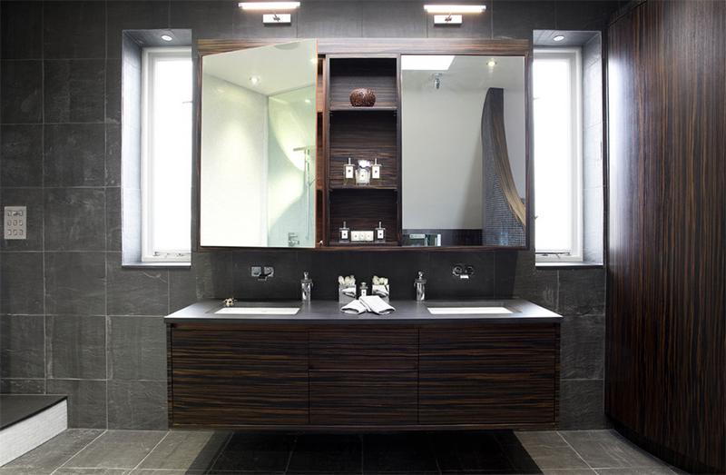 Glamorous Bathrooms