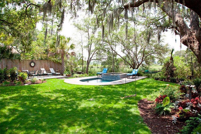 lawn pool